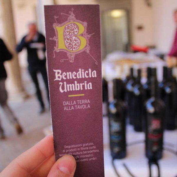 Benedicta Umbria a Umbrialibri
