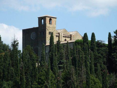 Abbazia benedettina di S. Maria Valdiponte - foto