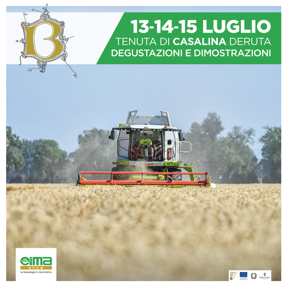 Eima Show 2018 mostra mercato macchine agricole
